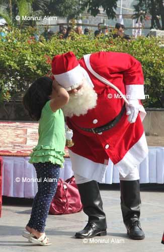 Vianoce v Dhake