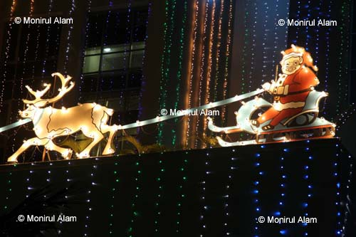 Vianoce v Dheke